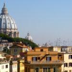 À ROME ET À ASSISE