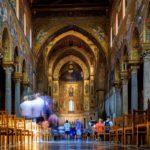 Parcourir la Bible avec les mosaïques de Sicile en cours de report pour 2022