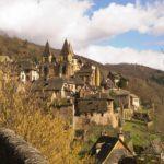 SUR LE CHEMIN DE COMPOSTELLE -  Du Puy en Velay à Conques